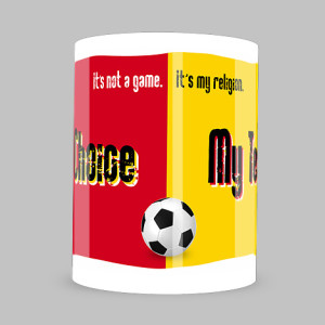 East Bengal Coffee Mug