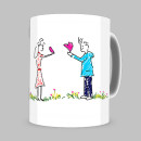 G-girl Love Mugs
